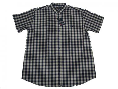 Hemd kurzarm in Übergröße
