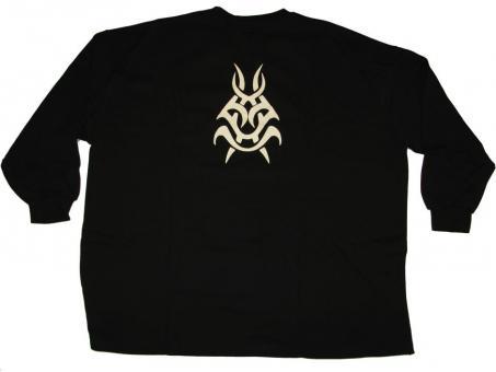 Sweatshirt mit Druck in Übergröße F 2013