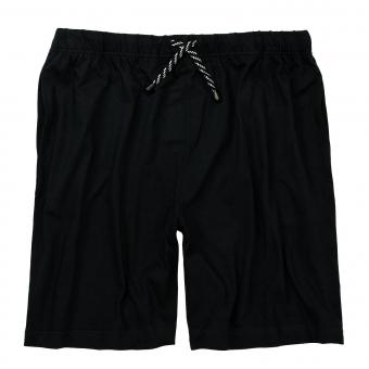 Schlafanzughose kurz in Übergröße