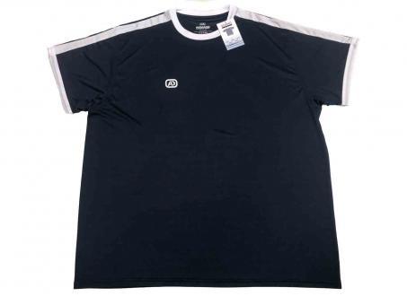 Funktions-Shirt in Übergröße Navy