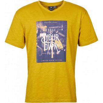 T-Shirt in Übergröße