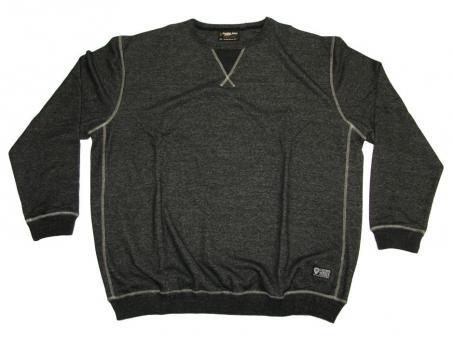 Sweatshirt in Übergröße
