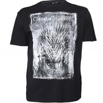 Game of Thrones-T-Shirt  in Übergröße Original Lizenz