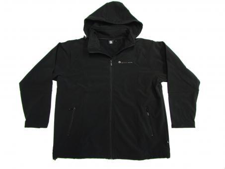 Soft-Shell-Jacke in Übergröße 3XL