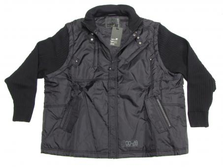 Winter-Jacke in Übergröße