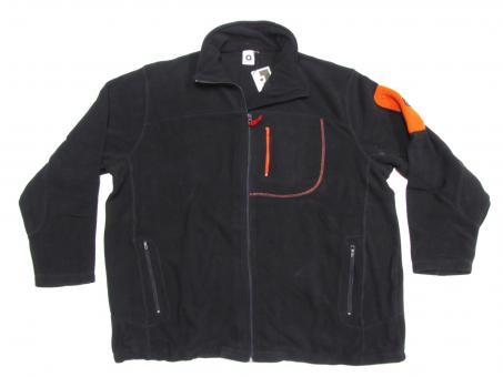 Fleece-Jacke in Übergröße