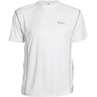 Funktions-Shirt in Übergröße Weiß