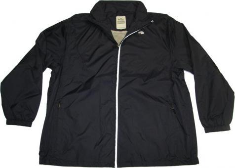 Regen-Jacke in Übergröße 9XL Navy