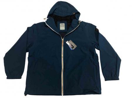 Outdoor Regen-Jacke in Übergröße