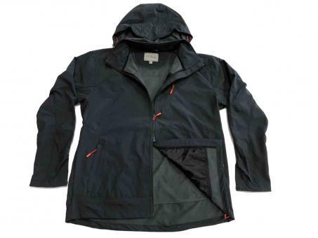 Softshell-Jacke in Übergröße