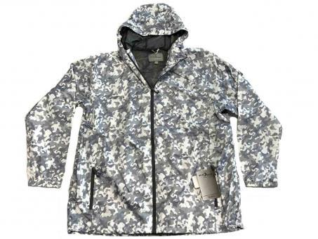 Regen-Jacke Camouflage in Übergröße