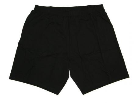 Schlafanzughose kurz von CECEBA Gr 68/70 Schwarz