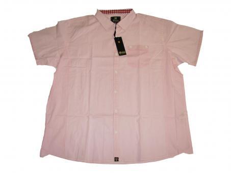 Streifen-Hemd kurzarm von Duke