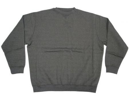 Sweat-Shirt in Übergröße