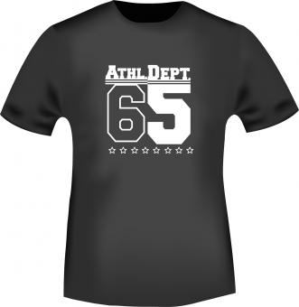 T-Shirt mit Druck F 5078 2XL-12XL Größe Wählen: