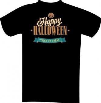 Textil mit Druck Halloween, 2XL-12XL Größe Wählen: