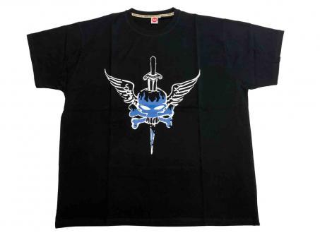 T-Shirt Sword in Übergröße