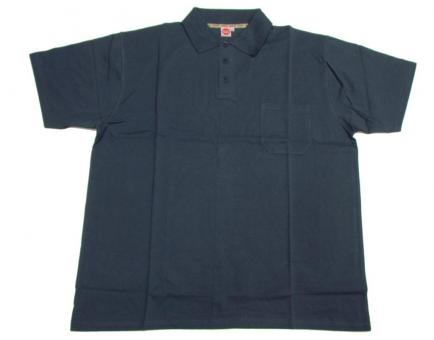 Polo-Shirt in Übergröße