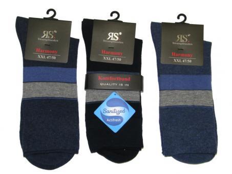 3 paar Socken im Sortiment