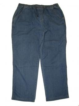 Jeans-Schlupfhose Hellblau