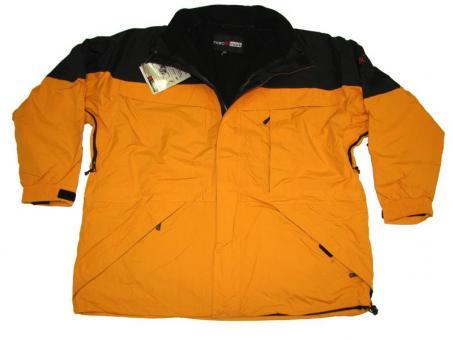 3in1 Funktions- Jacke Orange