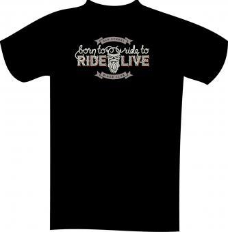 T-Shirt mit Druck in Übergröße 3XL-12XL