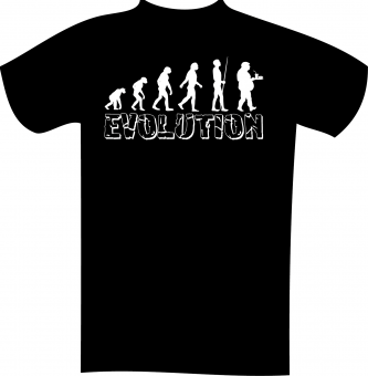 T-Shirt mit Druck in Übergröße