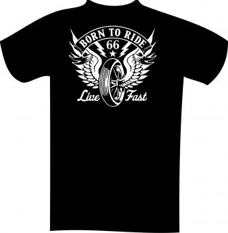 T-Shirt mit Druck in Übergröße 6XL