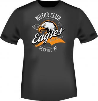 T-Shirt mit Druck in Übergröße 10XL