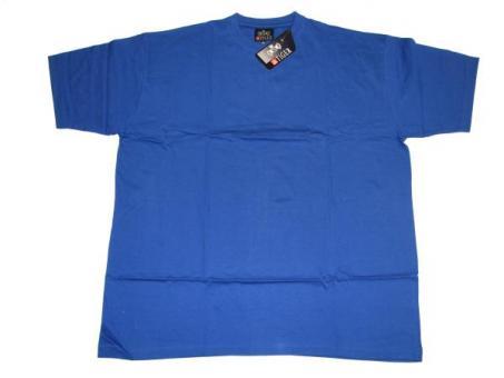 T-Shirt in Übergröße Royal