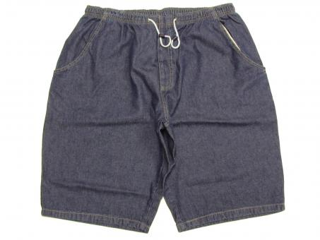 Jeans-Bermuda in Übergröße