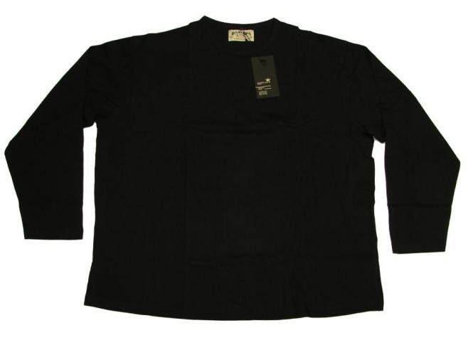 T-Shirt langarm in Übergröße