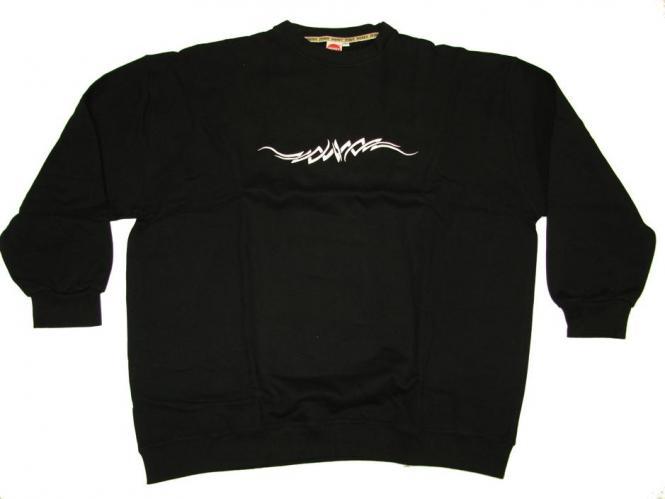 Sweatshirt mit Druck in Übergröße F 2011