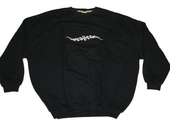 Sweatshirt mit Druck in Übergröße F 2012