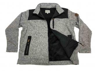 Fleece-Jacke in Übergröße Pionier P 3200 3XL