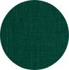 rundes Bild von dunkelgrünem Stoff